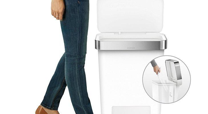 45 人気 ゴミ箱 リットル 【おしゃれ】センサー付き自動開閉ゴミ箱おすすめ5選|手をかざすだけで電動でフタが開くキッチン用人気ダストボックス